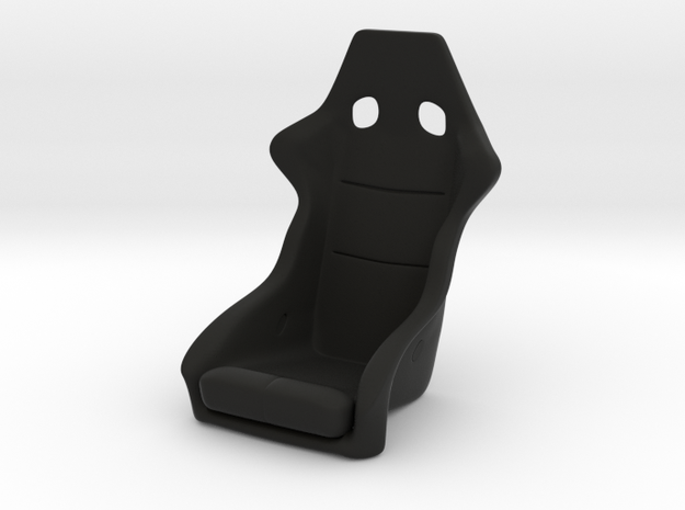 Race Seat - RType 1 - 1/10 in Black Strong & Flexible