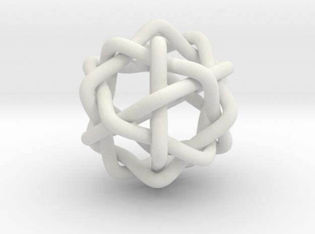 IcosidodecaLink 3d printed