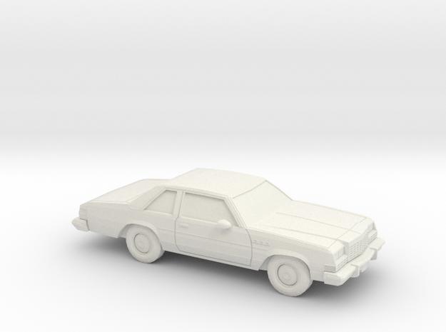 1/64 1977-78 Buick LeSabre Coupe