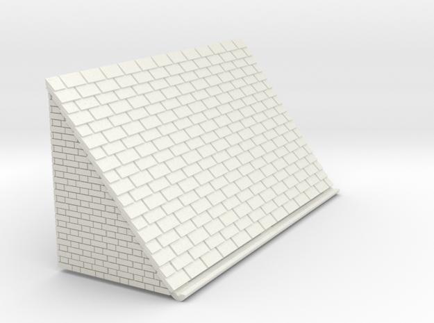 Z-87-lr-comp-l2r-level-roof-nc-rj in White Natural Versatile Plastic