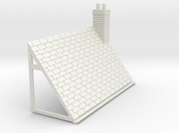 Z-87-lr-comp-l2r-level-roof-rc-bj in White Natural Versatile Plastic