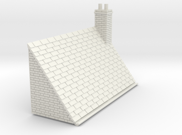 Z-87-lr-comp-l2r-level-roof-rc-rj in White Natural Versatile Plastic
