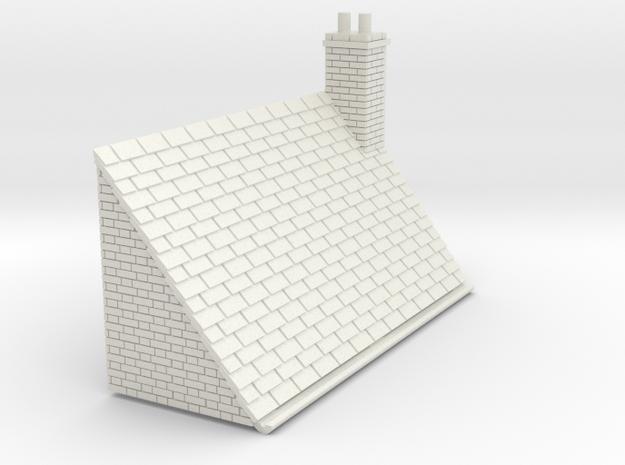 Z-87-lr-comp-l2r-level-roof-rc-nj in White Natural Versatile Plastic
