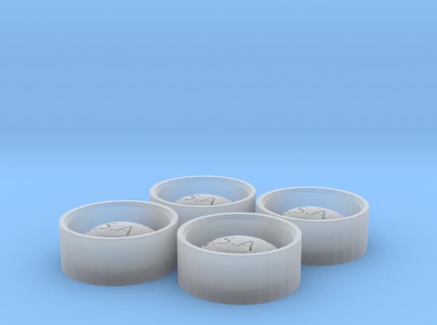 "NSAK 30"" wheel in Frosted Ultra Detail: 1:18"