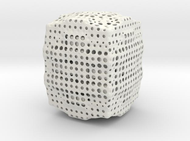 6x6x7 Cuboid 3d printed