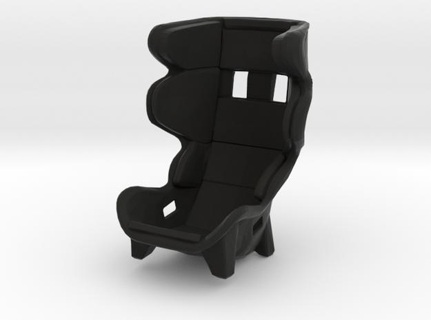Race Seat PType 1 -1/10 in Black Natural Versatile Plastic