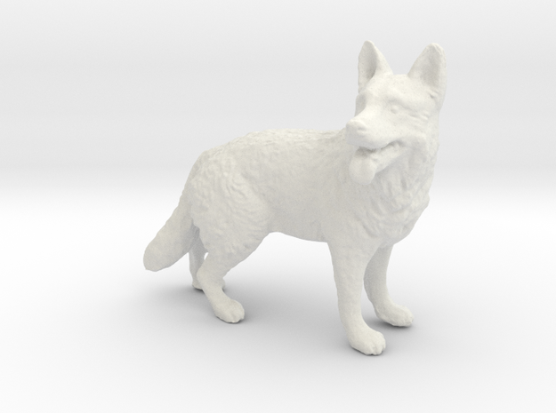 1/24 German Shepherd Standing