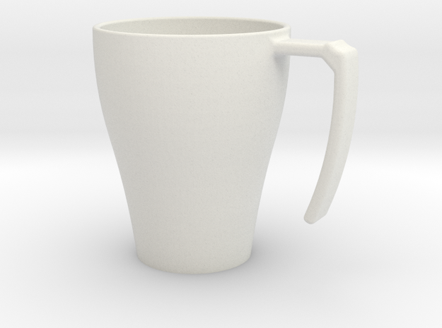 cup. in White Strong & Flexible