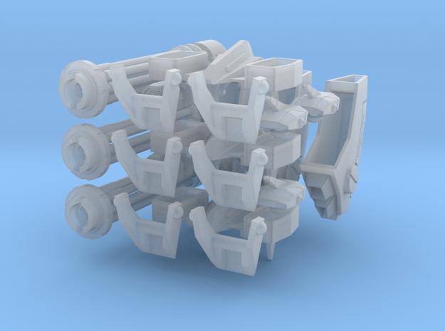Tsunami Squad Upgrade Kit 2.0 (Full)