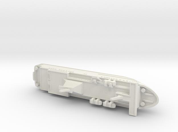 MV Isle of Mull (1:1200) 3d printed