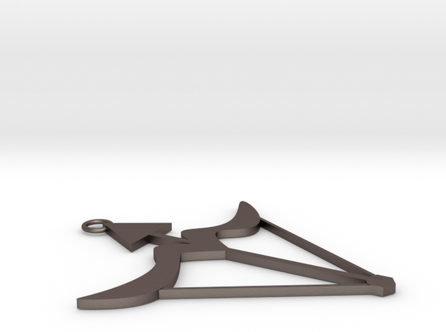 Sagittarius strap in Stainless Steel