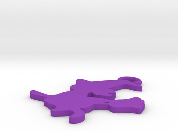 女巫 in Purple Strong & Flexible Polished: Medium