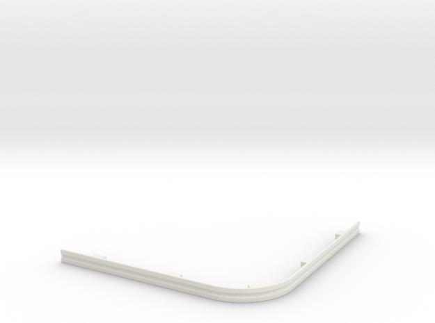 Für Anki Overdrive - Leitplanke Kreuzung V3 in White Strong & Flexible