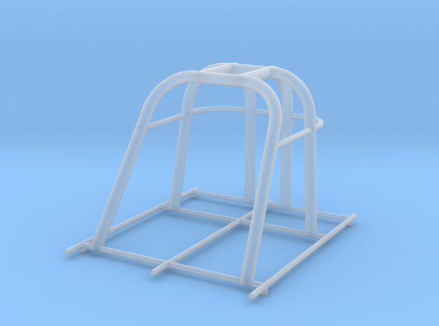 dragster cage in Frosted Ultra Detail