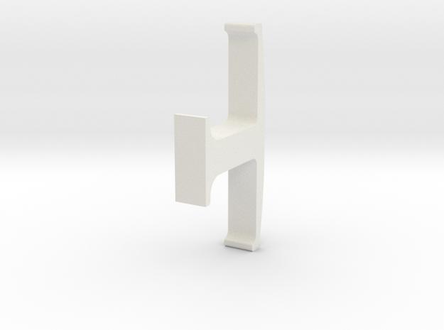 Headphone Anker in White Strong & Flexible