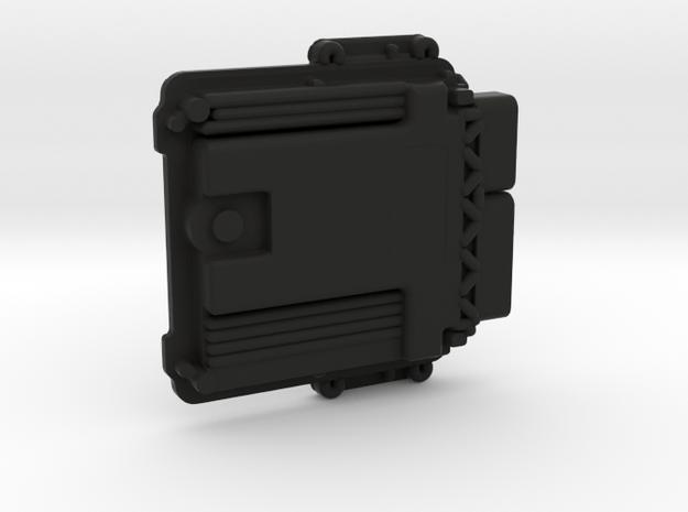 ECU - electronic control unit - Type 2 - 1/10 in Black Natural Versatile Plastic