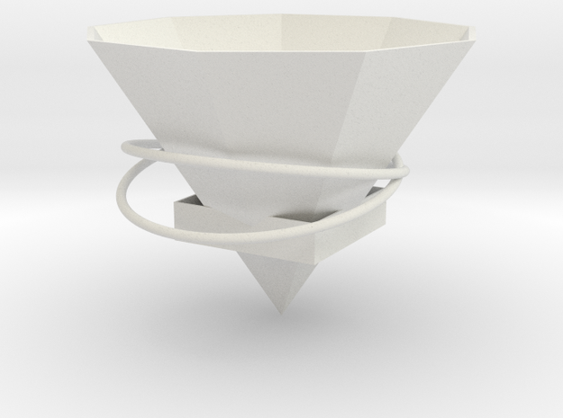 105102321顏上博5 in White Strong & Flexible: Medium