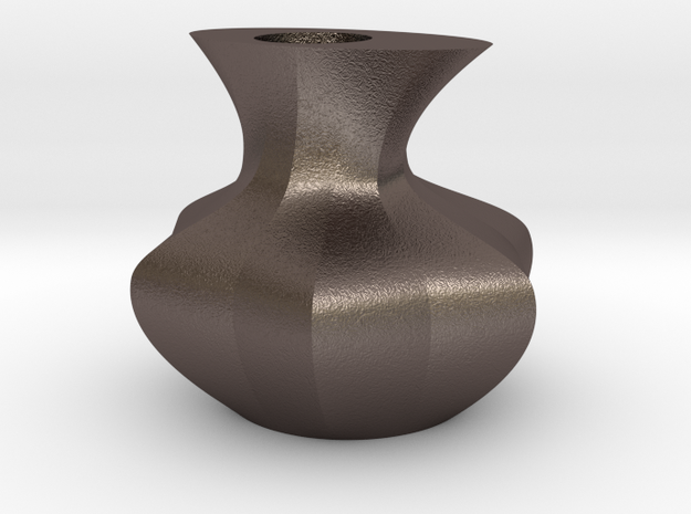 vase in Stainless Steel