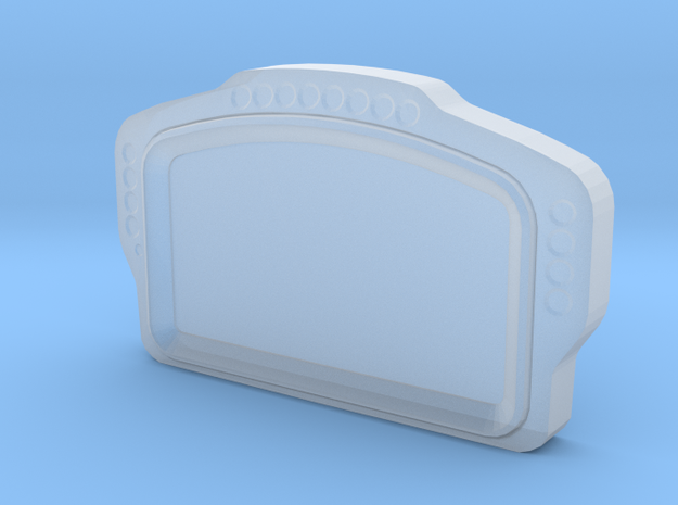 Racing Display Type 2 - 1/10 in Smooth Fine Detail Plastic