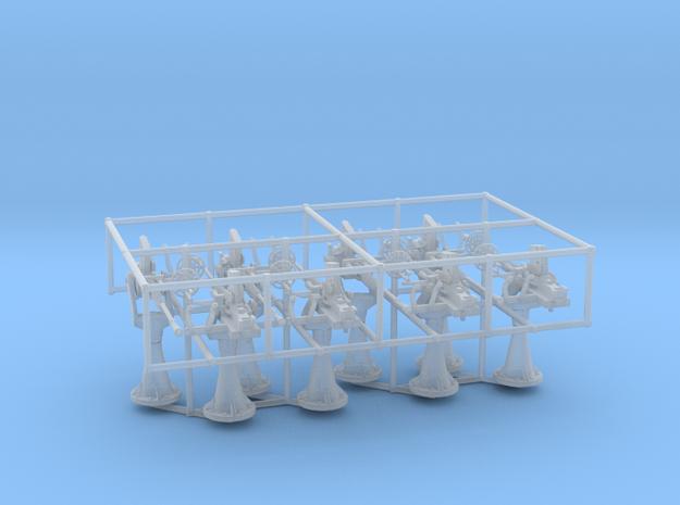 1/72 IJN Type 96 25mm Single Set 8 Units