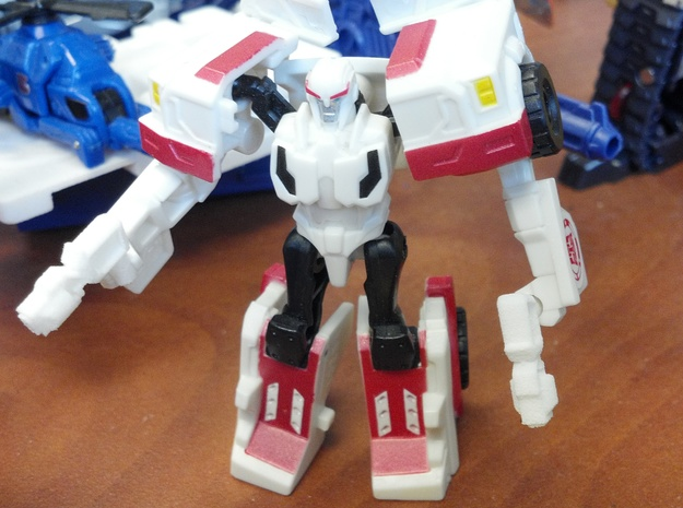 3mm Robots in Disguise Ratchet's Guns
