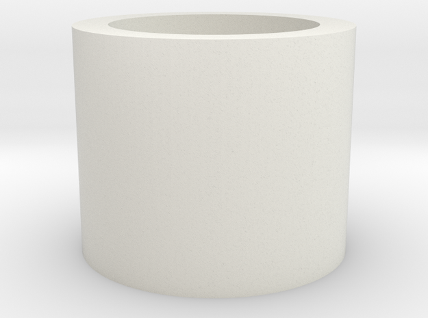 Barrel/Hop Up Spacer 10mm in White Strong & Flexible