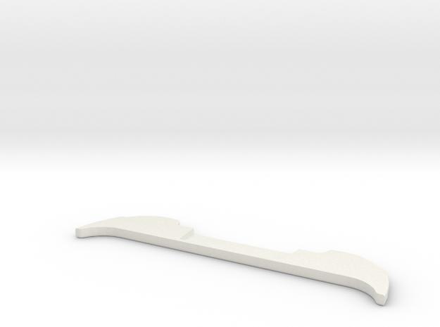 Renfort Mazda 787 MiniZ in White Strong & Flexible