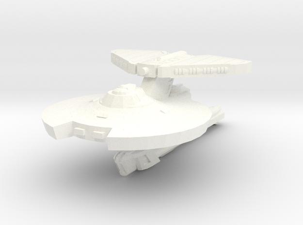 7k Trek J Edger in White Processed Versatile Plastic