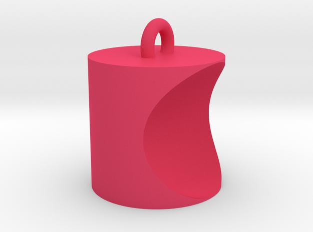 League in Pink Processed Versatile Plastic