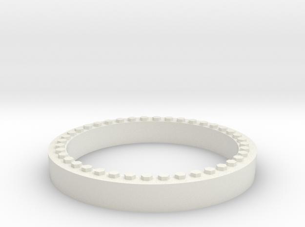 JConcepts Tribute Wheel Beadlock Ring for Monster