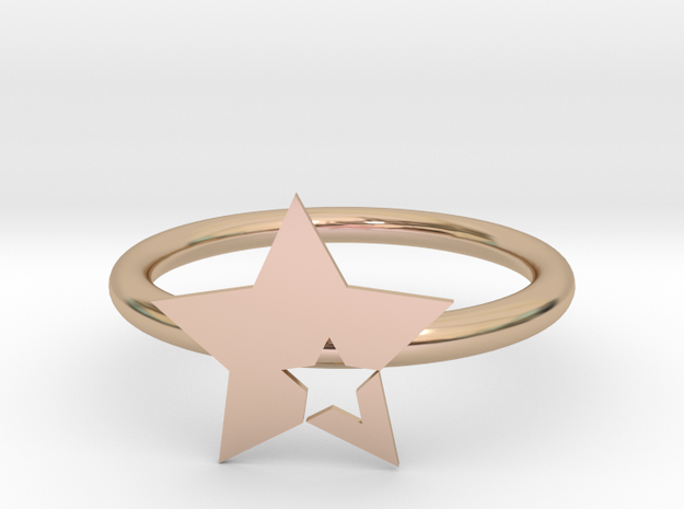 Rings in 14k Rose Gold