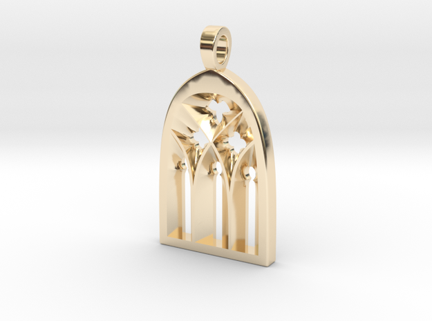 Cathedral Pendant