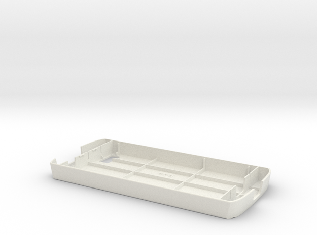 Tray Xiaomi Mi4c for Zeiss VR ONE in White Natural Versatile Plastic