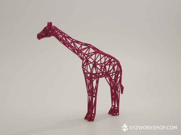 Digital Safari- Giraffe (Small)