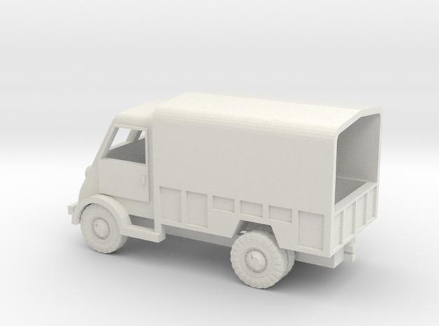 1/120 Peugeot DMA in TT scale in White Strong & Flexible