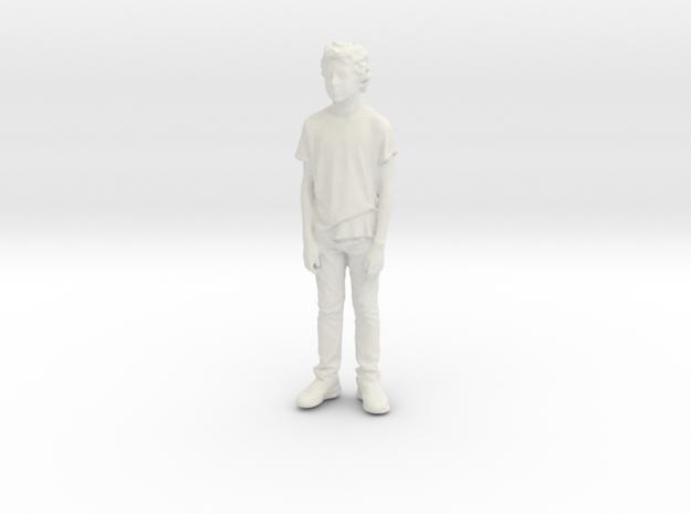 Printle C Kid 054 - 1/24 - wob in White Natural Versatile Plastic
