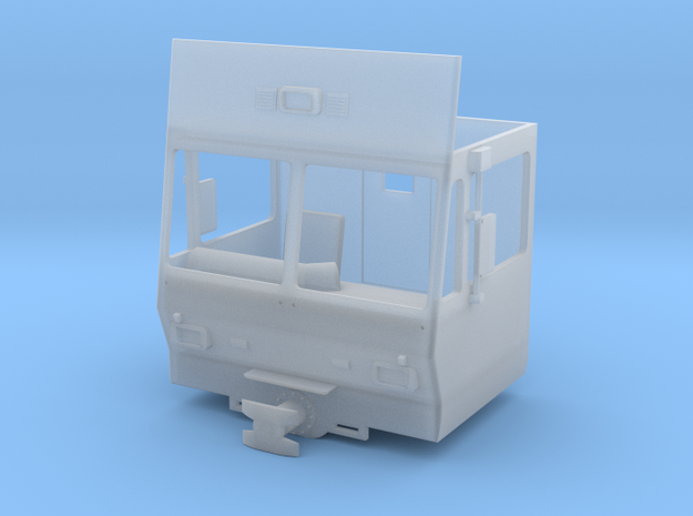 RhB 1701 in Smooth Fine Detail Plastic