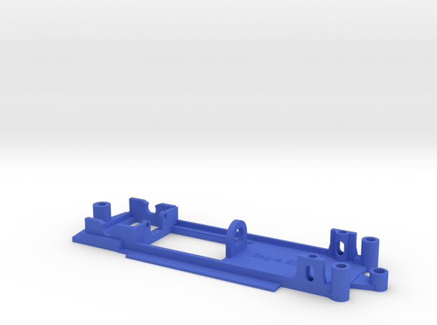Chasis Avant Slot In Line Paginaslot in Blue Strong & Flexible Polished