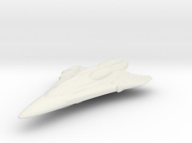 Liberty Star Cruiser in White Natural Versatile Plastic