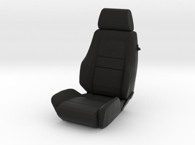 Sport Seat RType 2 - 1/10 in Black Natural Versatile Plastic