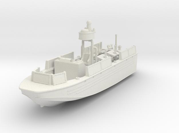 1/87 Riverine Assault Boat (RAB) in White Natural Versatile Plastic