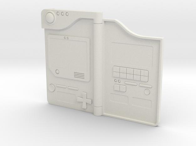 Pokédex (model HANDY505)  in White Strong & Flexible