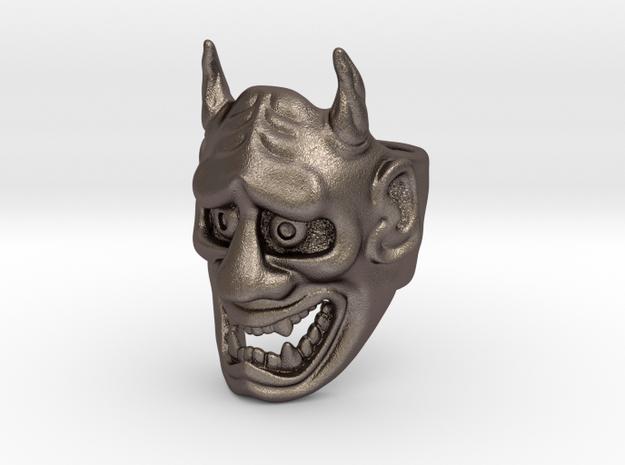 Hannya Mask Ring