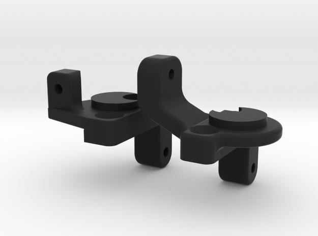 CMAX Yota front in Black Natural Versatile Plastic