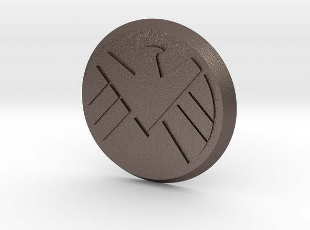 Agents Of Shield Button