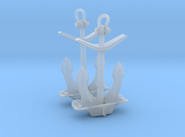 1/96 IJN Stern Anchor