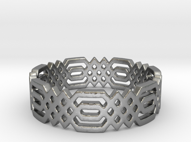 Quantum Beam (size 4-13) in Natural Silver: 7 / 54