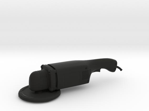 Polishing Machine - 1/10 in Black Natural Versatile Plastic