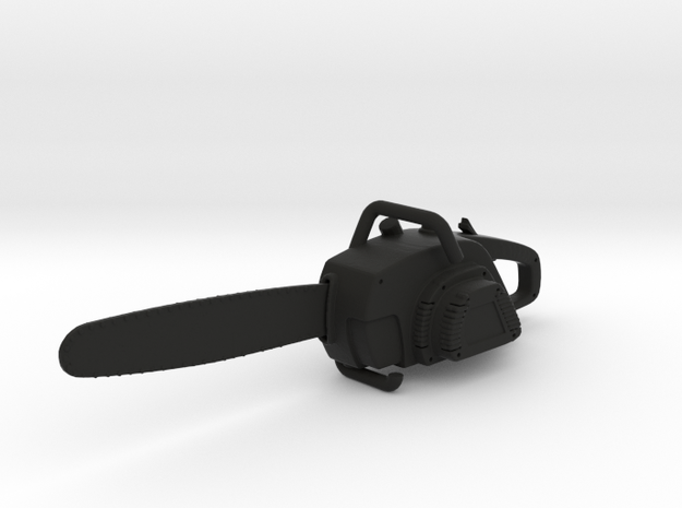 Chain Saw Type 2 - 1/10 in Black Strong & Flexible