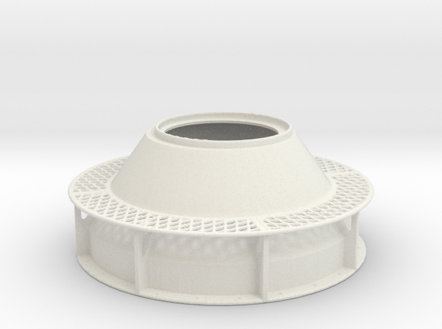 DShK Dual Open Turret 1-35 Base